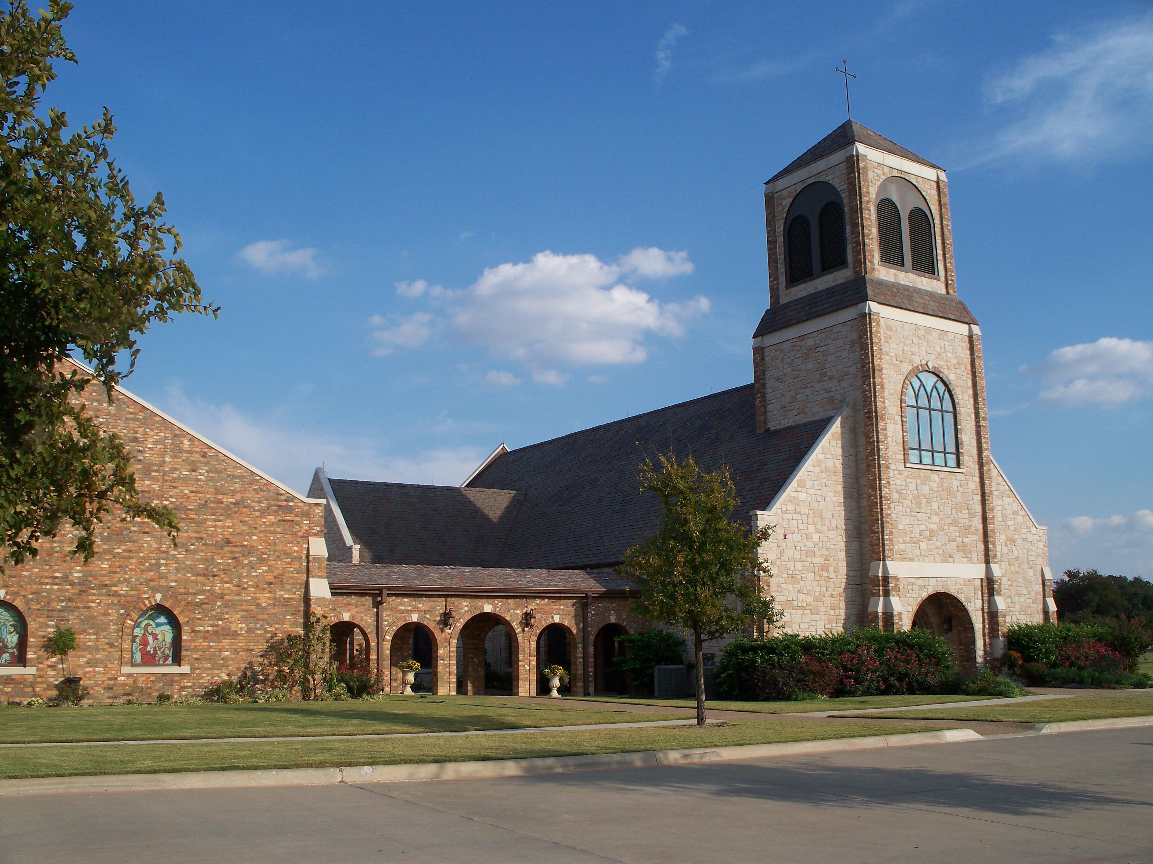 Holy Spirit Catholic Church John S Island
